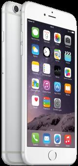 Apple iPhone 6 Plus, 16GB, silber