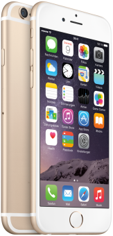 Apple iPhone 6, 64GB, gold