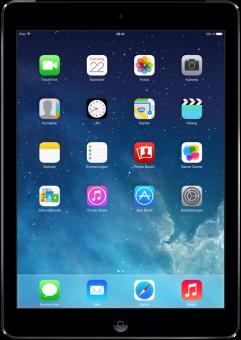 Apple iPad Air 16GB, Wi-Fi, spacegrau