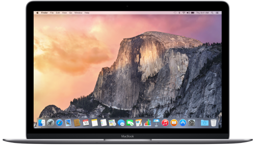 Apple MacBook, 12, 8GB, 256GB SSD, spacegrau