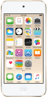 Apple iPod Touch 6G, 64Go, or