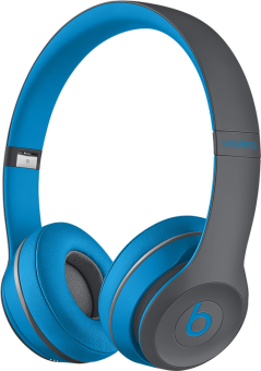 beats by dr dre solo2 wireless active collection blau. Black Bedroom Furniture Sets. Home Design Ideas