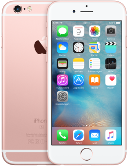 Apple iPhone 6s, 64GB, roségold