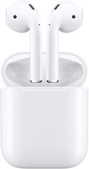 Apple AirPods - drahtlose In-Ear Kopfhörer - weiss