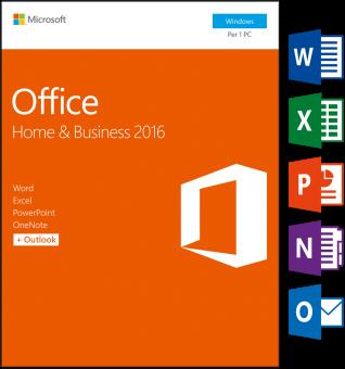 Microsoft CDR Office H&B 16 /I Logiciel