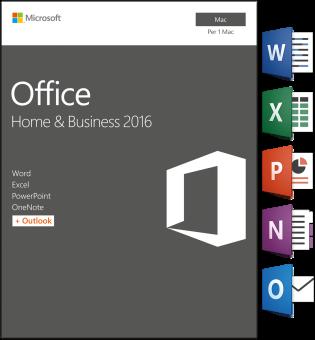 Microsoft CDM Office H&B 16 /I