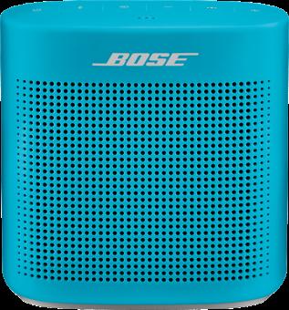 Bose Soundlink Colour II Enceintes Bluetooth Bleu