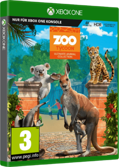 Zoo Tycoon: Ultimate Animal Collection, Xbox One, Multilingue