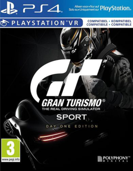PS4 - Gran Turismo Sport - Day1 Edition /Multilingue