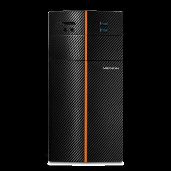 MEDION® AKOYA® P46014 - Gaming Desktop - Processore Intel® Core ™ i7-7700 - Nero