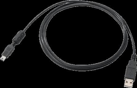 Nikon UC-E4 - USB-Kabel - 1.5 m - Schwarz