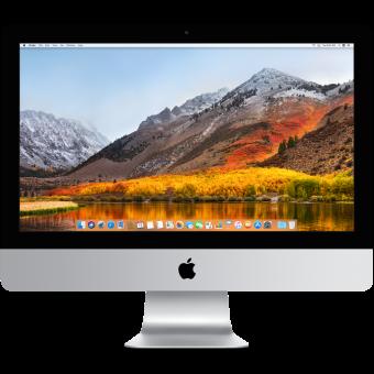 Apple iMac 27 Retina 5K - i5 3,8 GHz - 8 GB RAM - 2 TB HDD - Silber