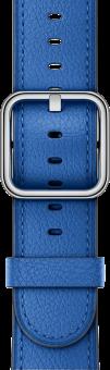 Apple Classic Buckle - Bracelet - 38 mm - Bleu électrique