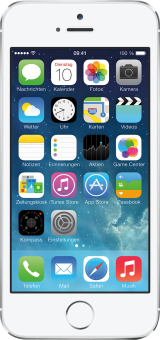 Apple iPhone 5s, 16GB, silber