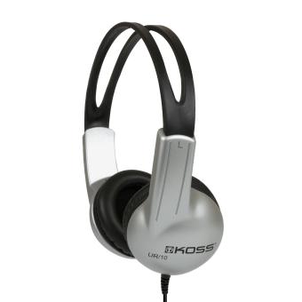 KOSS UR10 - Casque On-Ear - Argent