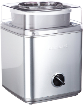 Cuisinart ICE30BCE - Eismaschine - 1.6 Liter - Edelstahl