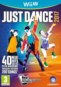 Just Dance 2017, Wii U, multilingue