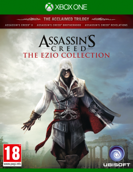 Assassin's Creed - The Ezio Collection, Xbox One, multilingue