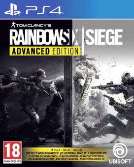 Tom Clancy's Rainbow Six: Siege - Advanced Edition, PS4, Multilingue