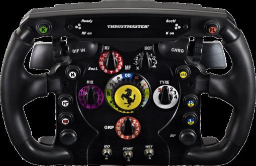 thrustmaster ferrari f1 volant pour pc ps3 ps4 xone noir volants pour ps4 acheter. Black Bedroom Furniture Sets. Home Design Ideas