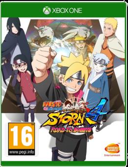Xbox One - Naruto Storm 4 Boruto /I