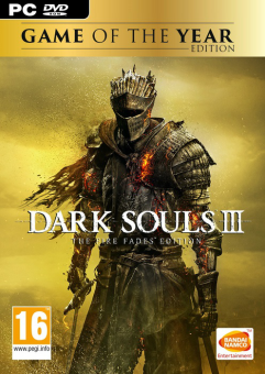 Dark Souls 3 - The Fire Fades Edition, PC [Französische Version]