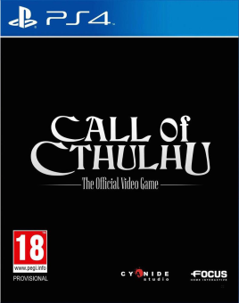 Call of Cthulhu, PS4 [Versione francese]