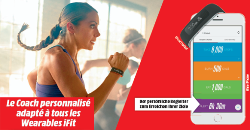 iFit ACTIVATION CARD ENGLISH