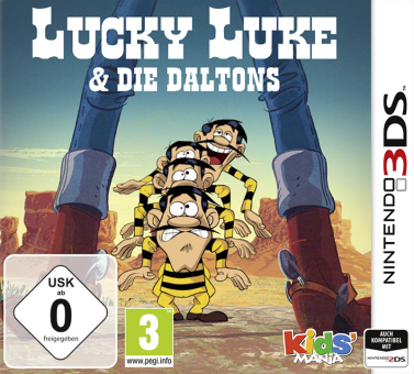 Lucky Luke & Die Daltons, 3DS