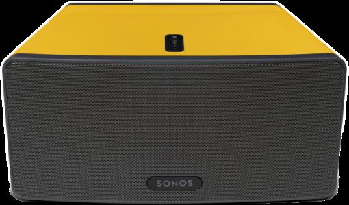 FLEXSON Revêtement de couleur ColourPlay, SP3, jaune tournesol