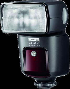 Metz mecablitz 44 AF-2 digital pour Sony - Système Flash - Pivotant/rotatif - Noir