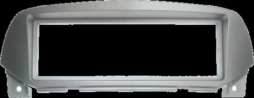 aiv Coperchio di installazione ISO Per autoradio - Per Nissan/Suzuki - Argento