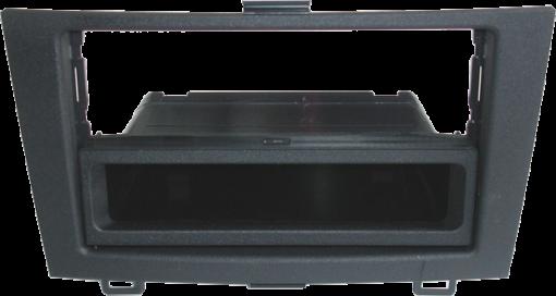 aiv Coperchio di installazione doppio DIN Per autoradio - Per Honda - Nero