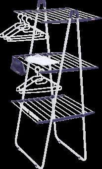 leifheit pegasus tower 200 turmtrockner blau g nstig. Black Bedroom Furniture Sets. Home Design Ideas