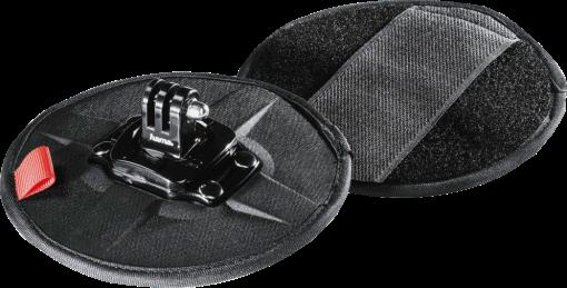 hama Flex - Magnethalterung für GoPro - 360° drehbar - Schwarz