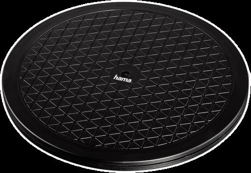 hama Universal-Drehteller XL 40 cm, schwarz