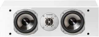 quadral Argentum 510 Base - Center - 50-35.000 Hz - noir