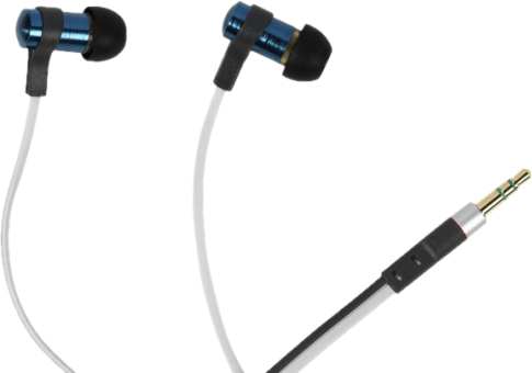 VIVANCO Ecouteurs stéréo intra-auriculaires