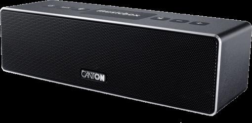 CANTON Musicbox XS - Haut-parleur portable - Bluetooth & NFC - Noir