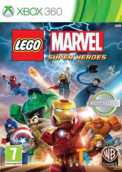 LEGO Marvel Super Heroes, Xbox 360 [Versione tedesca]