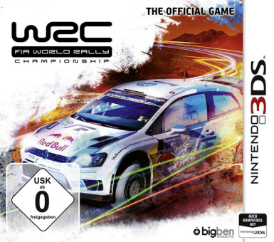 3DS - WRC FIA World Rally /D