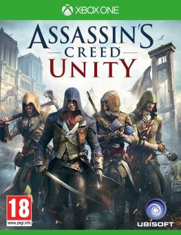 Xone AK: Assassins Creed Unity /D Aventure