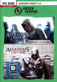Assassin's Creed 1+2, PC [Versione tedesca]