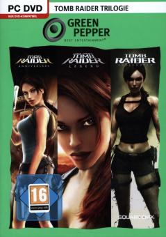 PC - Lara Croft - Trilogie