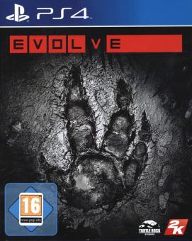 Evolve, PS4 [Version allemande]