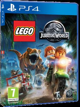 Lego jurassic world ps4 multilingue jeux ps4 jump run acheter bas prix media markt - Jeux en ligne ps4 ...