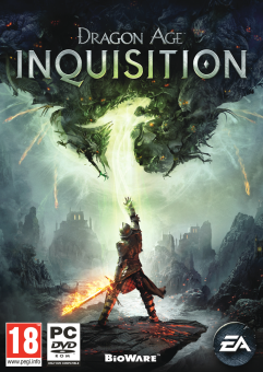 Electronic Arts CDR AK: Dragon AGE Inquisition /D