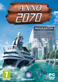 Anno 2070 - Bonusedition, PC [Version allemande]