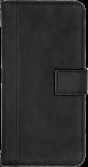 SCUTES DELUXE Booklet Case - Für Samsung Galaxy S8 - Schwarz