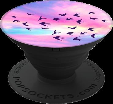 POPSOCKETS Born Free - Poignée et support de téléphone portable - Multicolore